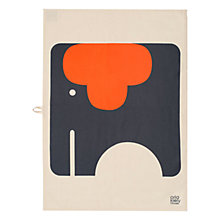 Buy Orla Kiely Elephant Tea Towels, Set of 2 Online at johnlewis.com