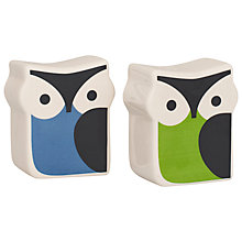 Buy Orla Kiely Salt & Pepper Shaker Online at johnlewis.com