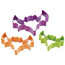 Buy Kitchen Craft Halloween Cookie Cutters, Set of 3 Online at johnlewis.com