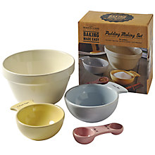 Buy Mason Cash Pudding Making Made Easy Set Online at johnlewis.com