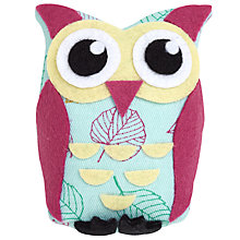 Buy John Lewis Owl Pin Cushion, Multi Online at johnlewis.com