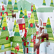 Buy John Lewis Christmas Dreaming 3D Advent Calendar Book Online at johnlewis.com