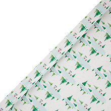 Buy John Lewis Different Perspective Landscape Flitter Gift Wrap, 3m Online at johnlewis.com