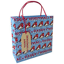 Buy Emma Bridgewater Snowstorm Medium Bag Online at johnlewis.com