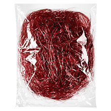 Buy John Lewis Christmas Shred, Red Online at johnlewis.com