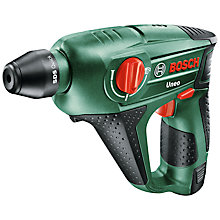 Buy Bosch Uneo Cordless Rotary Hammer Drill Online at johnlewis.com