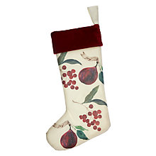 Buy John Lewis Midwinter Joy Christmas Stocking Online at johnlewis.com