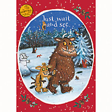 Buy Woodmansterne Gruffalo Advent Calendar Online at johnlewis.com