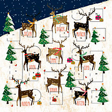Buy Santa's Little Helpers Advent Cards Online at johnlewis.com