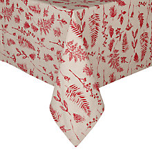 Buy John Lewis Midwinter Berries Table Cloth, L230 x W140cm Online at johnlewis.com