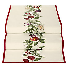 Buy John Lewis Fruits and Berries Runner Online at johnlewis.com