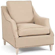 Buy Neptune Eva Armchair, Millet Heavy Linen Online at johnlewis.com