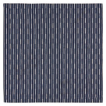 Buy John Lewis Alpine Stripe Cotton Napkins, Set of 4 Online at johnlewis.com