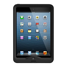 Buy LifeProof nüüd Case for iPad mini 1, 2 & 3, Black Online at johnlewis.com