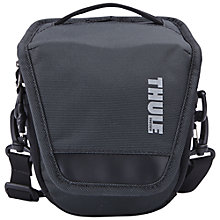 Buy Thule Covert CSC Satchel Camera Bag, Dark Shadow Online at johnlewis.com
