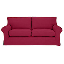 Buy John Lewis Padstow Large Sofa, Kerry Coastal Red Online at johnlewis.com