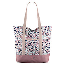 Buy Radley Cherry Blossom Dog Tote Bag, Pink Online at johnlewis.com