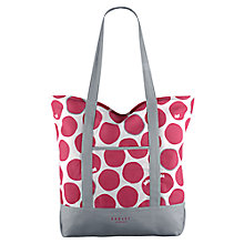 Buy Radley Spot On Tote Bag, Pink Online at johnlewis.com
