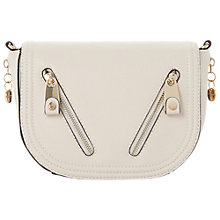 Buy Dune Darbie Saddle Cross Body Bag Online at johnlewis.com