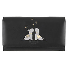 Buy Radley Dandy Dogs Large Leather Matinee Purse Online at johnlewis.com