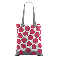 Buy Radley Spot On Tote Bag, Fuchsia Online at johnlewis.com