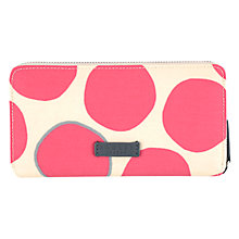 Buy Radley Spot On Matinee Purse, Pink Online at johnlewis.com