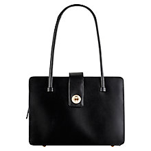 Buy Radley Saville Row Tote Bag, Black Online at johnlewis.com