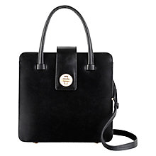 Buy Radley Saville Row Multiway Grab Bag, Black Online at johnlewis.com