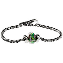Buy Trollbeads Sterling Silver Day Bracelet, Silver Online at johnlewis.com