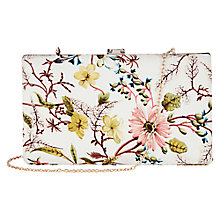 Buy Oasis Anna Maria Clutch Bag, Multi Online at johnlewis.com
