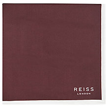 Buy Reiss Icarus Silk Pocket Square Online at johnlewis.com