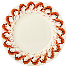 Buy Emma Bridgewater Shellfish Plate, Dia.26.8cm Online at johnlewis.com