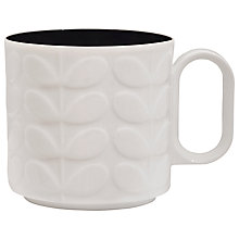 Buy Orla Kiely Raised Stem Mug Online at johnlewis.com