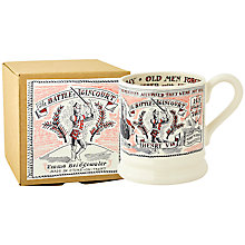 Buy Emma Bridgewater The Battle of Agincourt 1/2 Pint Mug Online at johnlewis.com