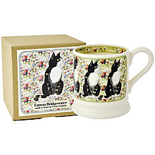 Buy Emma Bridgewater Cats on Rug 1/2pt Mug Online at johnlewis.com