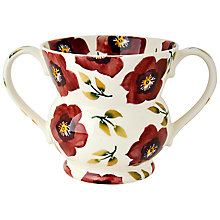 Buy Emma Bridgewater Christmas Rose Handle Vase Online at johnlewis.com