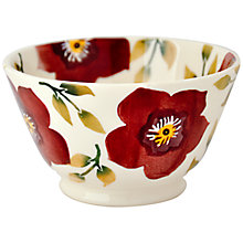 Buy Emma Bridgewater Christmas Rose Old Bowl Online at johnlewis.com