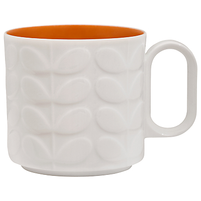 Orla Kiely Raised Stem Mug