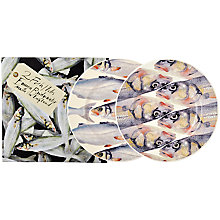 Buy Emma Bridgewater Trout & Bass Plates, Dia.22cm, Set of 4 Online at johnlewis.com