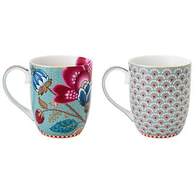 PiP Studio Fantasy Set of 2 Small Mugs