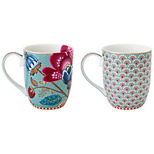Buy PiP Studio Fantasy Set of 2 Small Mugs Online at johnlewis.com