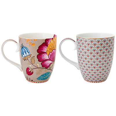 PiP Studio Fantasy Set of 2 Large Mugs