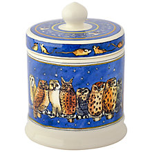 Buy Emma Bridgewater Owls Small Lidded Candle Online at johnlewis.com