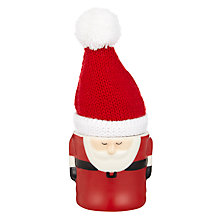 Buy John Lewis Santa Egg Cup Gift Online at johnlewis.com