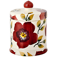 Buy Emma Bridgewater Christmas Rose Lid Candle Online at johnlewis.com