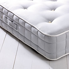 Buy John Lewis Ortho Pocket Spring 1000 Mattress, Single Online at johnlewis.com