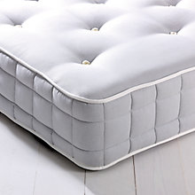 Buy John Lewis Ortho Pocket Spring 1200 Mattress, Single Online at johnlewis.com