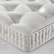 Buy John Lewis Natural Collection Goat Angora 12000 Pocket Spring Mattress Range Online at johnlewis.com