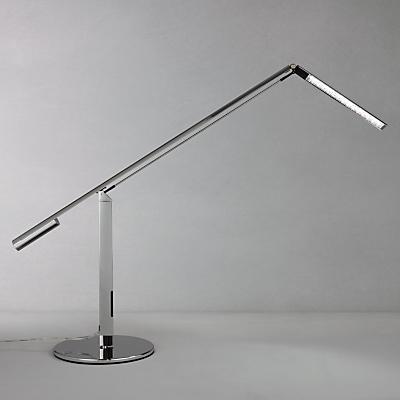Koncept Equo Table Lamp, Chrome