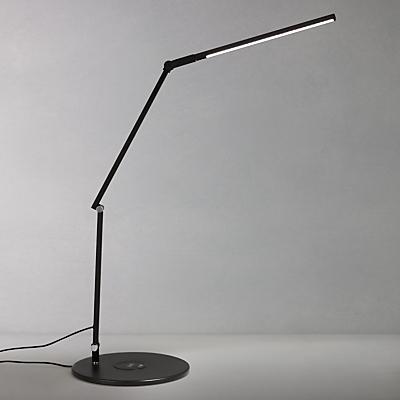 Koncept Aircharge Z-Bar Mini Table Lamp, Black
